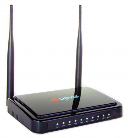 Беспроводной маршрутизатор Upvel UR-337N4G 802.11n 300Mbps 2.4ГГц 4xLAN 17dBm 3G/LTE upvel ur 337n4g маршрутизатор