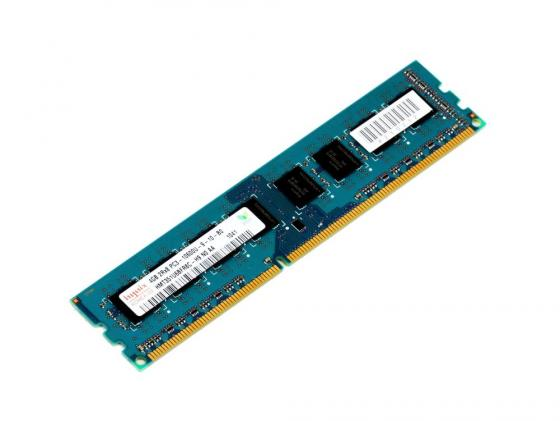 Оперативная память 4Gb (1x4Gb) PC3-12800 1600MHz DDR3 DIMM CL11 Hynix PC3-12800 оперативная память 4gb 1x4gb pc3 12800 1600mhz ddr3 dimm ecc buffered cl11 hp 713981 b21