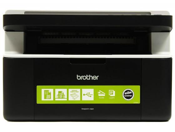 все цены на МФУ Brother DCP-1512R ч/б A4 20ppm 2400x600dpi USB онлайн