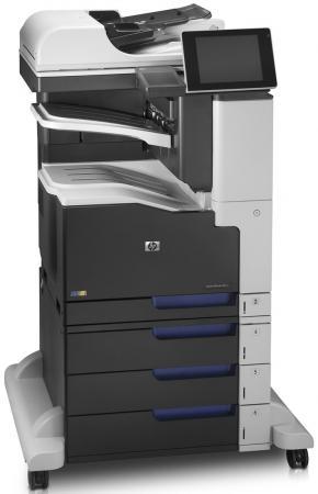 МФУ HP LaserJet Enterprise 700 M775z MFP CC524A ч/б A3 30ppm дуплекс HDD 320Гб Ethernet USB лотки100+250+3*500 мфу hp laserjet enterprise flow mfp m830z cf367a ч б a3 56ppm 1200x1200dpi duplex ethernet usb
