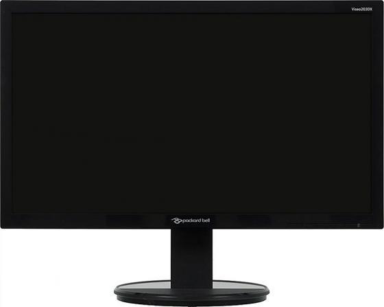 """цена на Монитор 20"""" Acer Packard Bell Viseo 203DXb черный TN 1600x900 200 cd/m^2 5 ms VGA"""
