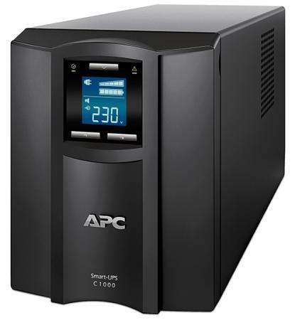 ИБП APC SMART 1000VA SMC1000I ибп apc smc1000i smart ups 1000va 600w