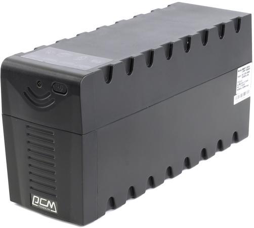 все цены на ИБП Powercom RPT-600A 600VA/360W AVR 3 IEC