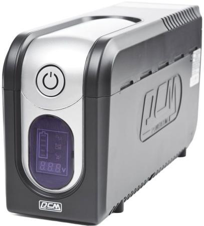 ИБП Powercom IMD-625AP источник бесперебойного питания powercom imd 525ap