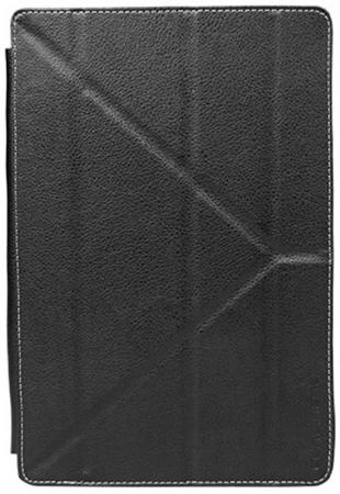 """цена Чехол Continent UTS-102 BL универсальный для планшета 10"""" черный онлайн в 2017 году"""