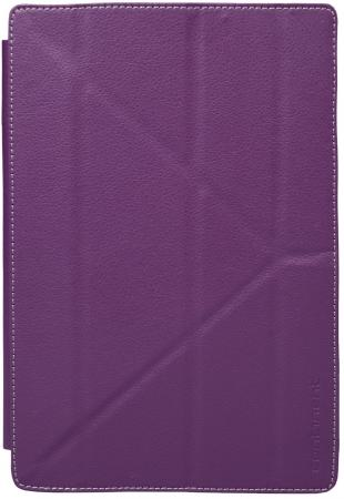 Чехол Continent UTS-102 VT универсальный для планшета 10 фиолетовый