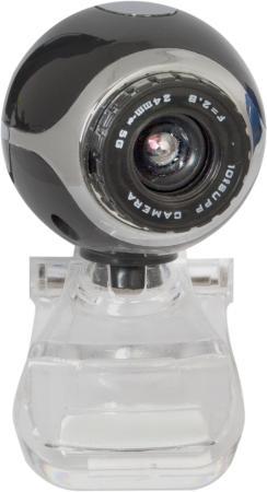 Веб-Камера Defender C-090 черный 63090 веб камера defender c 110 63110
