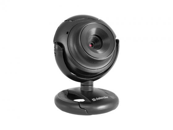 Веб-Камера Defender C-2525 HD черный 63252 цена и фото