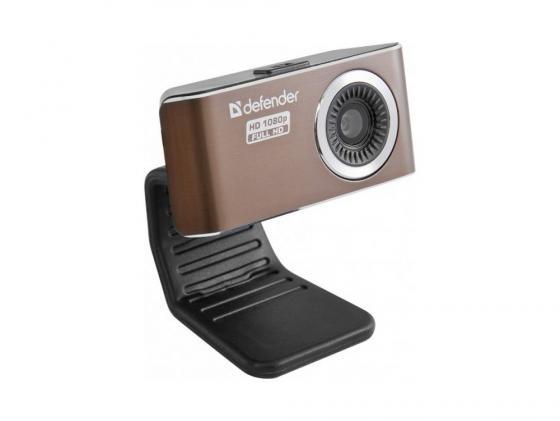 Веб-Камера Defender G-Lens 2693 FullHD 63693 веб камера defender c 110 63110