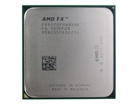 Процессор AMD FX-9370 FD9370FHHKWOF Socket AM3+ BOX без кулера процессор amd fx x8 8320e fd832ewmhkbox 3 2ghz socket am3 box