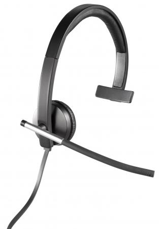 Гарнитура Logitech Headset H650e MONO USB 981-000514 гарнитура logitech h650e wireless mono usb