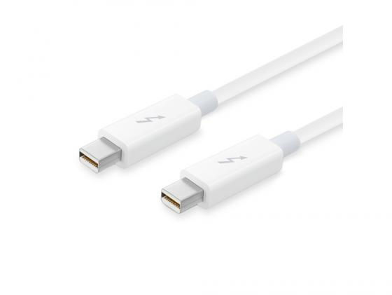 Кабель Apple Thunderbolt Cable 0.5 m MD862ZM/A монитор thunderbolt