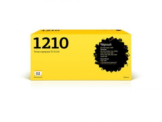 Фото - Картридж T2 TC-S1210 для Samsung ML-1010 1020M 1210 1220M 1250 1430 4500 4600 SF-515 530 531P 535e 5100 5100P 555P Xerox Phaser 3110 3210 картридж cactus cs s1210 для samsung ml 1210 1220 1250 1430 черный