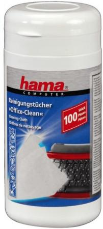 Чистящие салфетки HAMA H-42210 100 шт 100% new sr1yw n3540 bga chipset