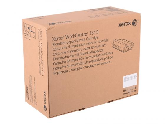 Картридж Xerox 106R02308 для WorkCentre 3315 2300стр черный