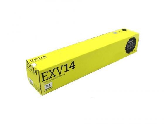 Картридж T2 TC-CEXV14 для Canon iR-2016 2016i 2016J 2018 2018i 2020 2020i 2022 2022i 2025i 2030i 2420 черный 8300стр 1pcs guide delivery parts for canon ir2016 ir 2016 ir 2318l ir2318l 2020i 2320 2420d 2422n copier parts