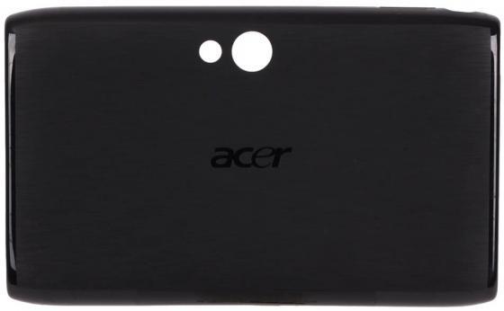Чехол для планшета Acer Iconia Tab A100 Series Bump Case Black LC.BAG0A.065 черный аксессуар чехол acer iconia tab b1 730 731 it baggage иск кожа black itacb730 1