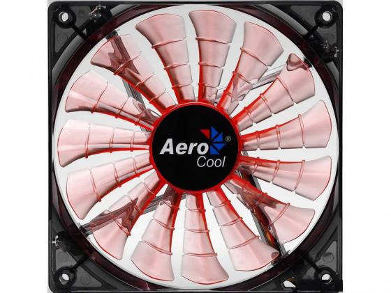 Вентилятор Aerocool Shark Evil Black Edition 140mm 800rpm 14.5 dBA EN55482 aerocool v3x advance evil blue edition black