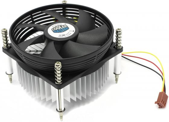 Кулер для процессора Cooler Master DP6-9GDSB-R2-GP Socket 1150/1155/1156 cooler master dp6 9gdsb pl gp 2600об мин