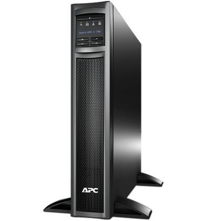 ИБП APC SMART X 750VA SMX750I ибп apc smart x smx3000hvnc 3000va черный