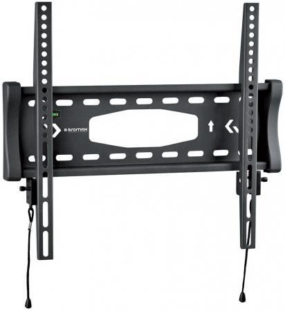 Кронштейн Kromax STAR-3 Серый до 65 фиксированный VESA 400х400мм до 50кг kromax office 3 10 26 до 2x12кг vesa до 100x100 серый для двух мониторов