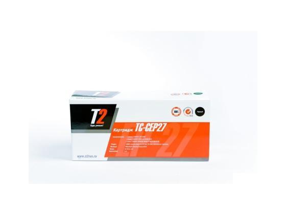 Картридж T2 TC-CEP27 для Canon i-SENSYS LBP 3200 MF3110 3228 3240 5630 5650 5730 2500стр картридж canon ep 27 для bp 3200 2500стр