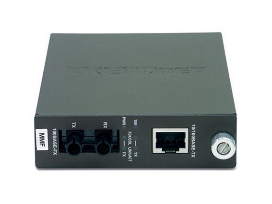 Медиаконвертер TRENDnet TFC-110MST маршрутизатор trendnet tew 680mb
