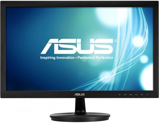 Монитор 21.5 ASUS VS228HR черный TN 1920x1080 250 cd/m^2 5 ms DVI HDMI VGA Аудио