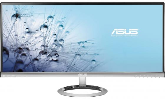 Монитор 29 ASUS MX299Q черный AH-IPS 2560x1080 300 cd/m^2 5 ms DisplayPort DVI HDMI Аудио