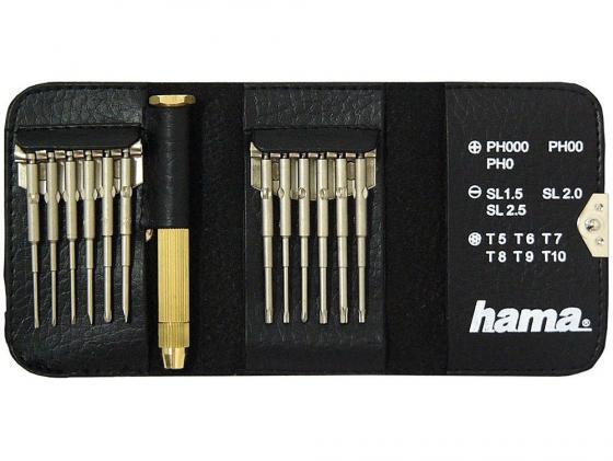 все цены на Набор миниотверток Hama H-39694 онлайн