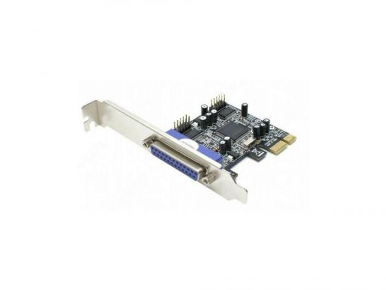 Контроллер PCI-E ST-Lab I294 2xCOM + 1xLPT Retail контроллер pci e st lab u780 2 ext 2 int usb 3 0 retail