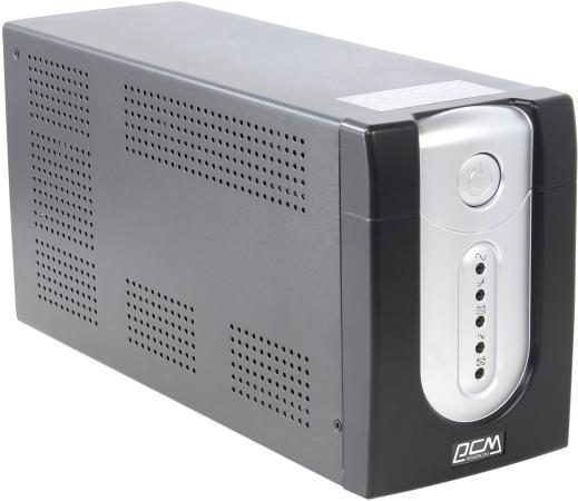 ИБП Powercom IMP-1200AP Imperial 1200VA/720W USB AVR RJ11 RJ45