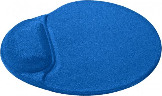 Коврик для мыши Defender гелевый Easy Work лайкра синий нескользящ.основа 50916 defender easy work black гелевый