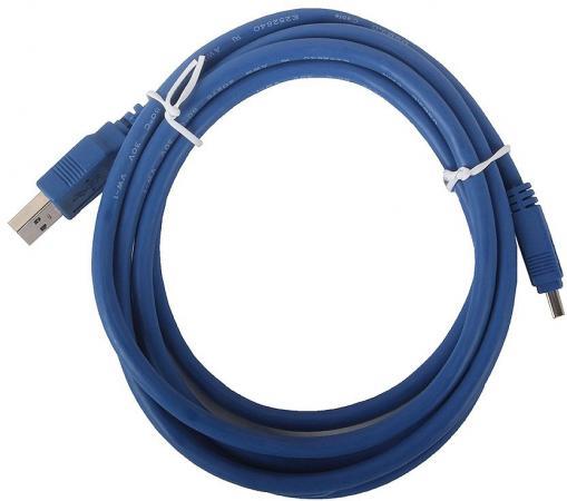 Фото - Кабель miniUSB 1.8м ORIENT MU-310 круглый синий подарочая лента imixlot 100 diy fg06002 10 mu