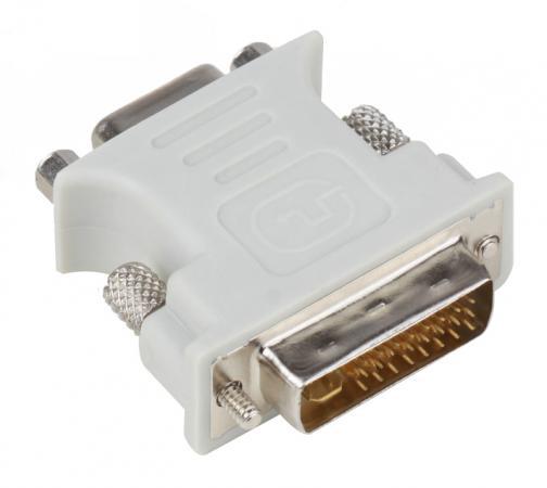 Переходник Aopen DVI-VGA ACA301 кабель vga 3 0м aopen 2 фильтра acg341ad 3m