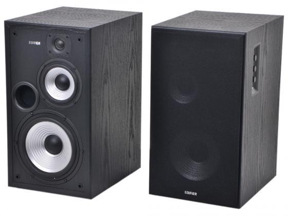 Колонки Edifier R2700 2x64 Вт черный колонки edifier r1100 dark wood