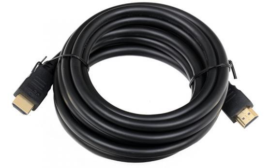 Кабель HDMI 3.0м Telecom v1.4 с позолоченными контактами CG501D кабель hdmi vcom cg525dr 1 8m cg525dr 1 8m