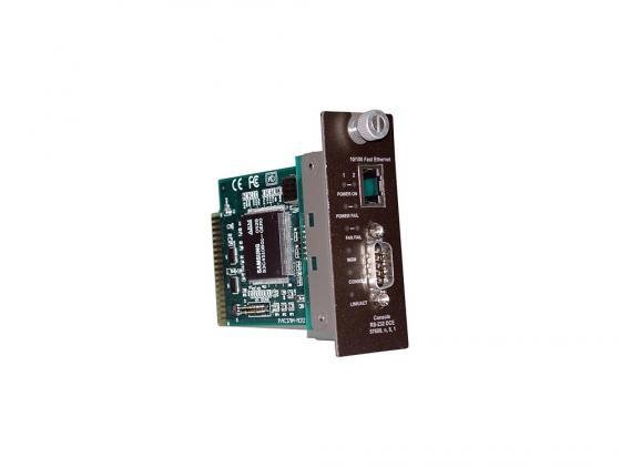 Модуль управления TRENDnet TFC-1600MM для TFC-1600 Media Converter Chassis маршрутизатор trendnet tew 680mb