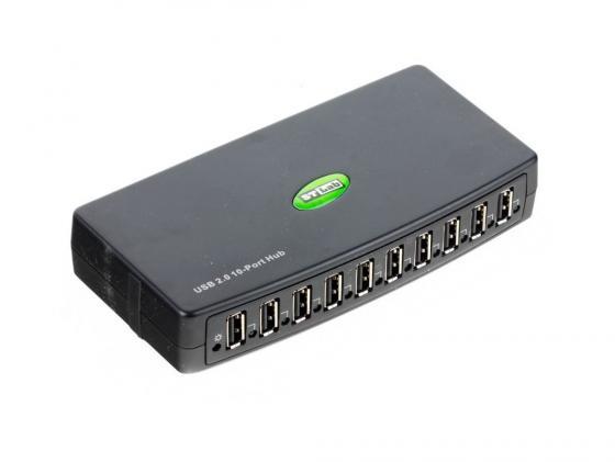 Концентратор USB St-Lab U500 10 портов Retail цены
