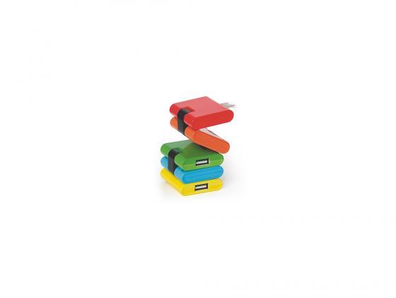 Купить Концентратор USB Konoos UK-06 4 порта USB 2.0 в виде конструктора