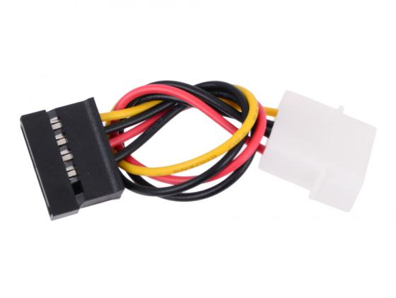 Переходник питания на 1 HDD Serial ATA Orient С907 marsnaska excellent 1pcs serial ata sata 4 pin ide to 15 hdd power adapter cable hard drive male female