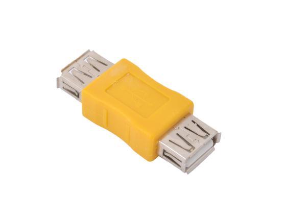Переходник USB 2.0 AF-AF VCOM VAD7901/CA408 цена и фото