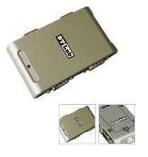 все цены на Кабель-переходник USB - 4xCOM9M ST-Lab U-400 Retail онлайн