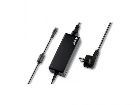 Блок питания для нетбука Deppa универсальный 90 Вт 12 коннекторов USB 21103 сетевой адаптер питания deppa slim для ноутбуков универсальный 12 коннектеров 90 вт порт usb 1a 21103