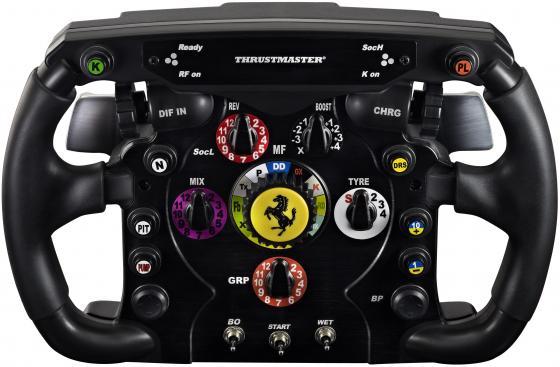 все цены на Съемный руль THRUSTMASTER Ferrari F1 wheel 4160571 онлайн