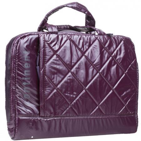 """лучшая цена Сумка для ноутбука 12"""" Continent CC-071 Violet полиэстр фиолетовый"""