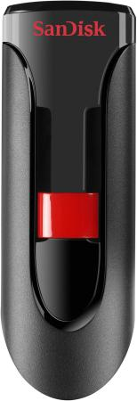 Купить со скидкой Флешка USB 128Gb SanDisk Cruzer Glide SDCZ60-128G-B35