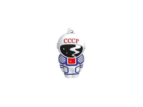 Флешка USB 16Gb ICONIK Космонавт RB-CCCP-16GB флешка usb 16gb iconik петух rb cock 16gb