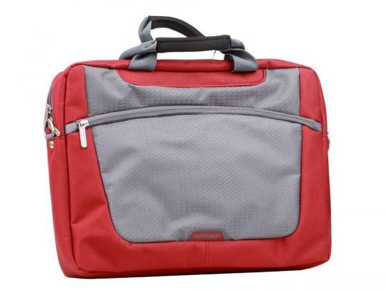 Сумка для ноутбука 16.4 Sumdex PON-318RD Computer Brief полиэстер красный сумка для ноутбука 16 4 sumdex pon 318rd computer brief полиэстер красный