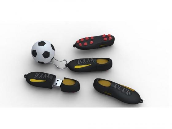 все цены на Флешка USB 16Gb ICONIK Футбол RB-FTB-16GB онлайн
